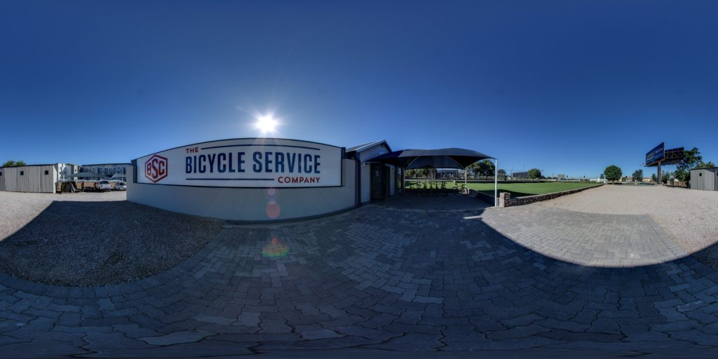 Inside The Bicycle Service Company